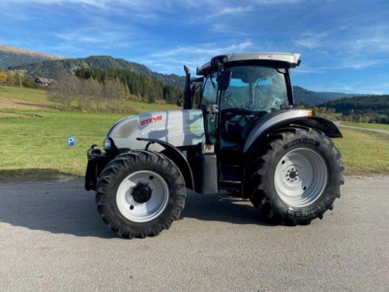 Traktor типа Steyr profi 6135 profimodell, Gebrauchtmaschine в MÜHLEN (Фотография 1)