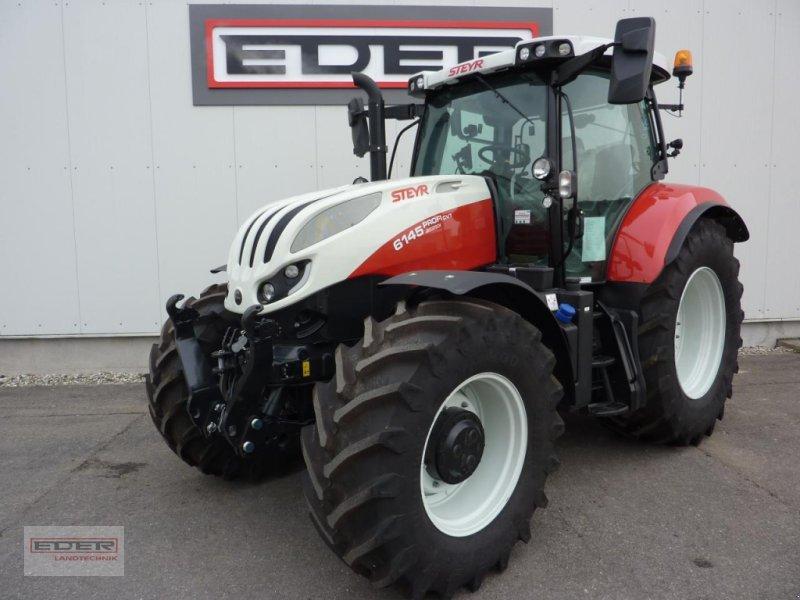 Traktor del tipo Steyr Profi 6145 CVT, Neumaschine en Tuntenhausen (Imagen 1)