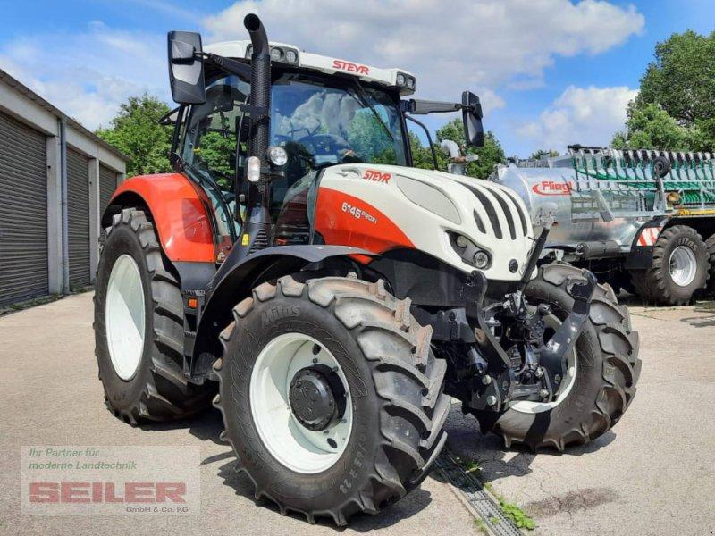 Traktor des Typs Steyr Profi 6145 S-Control-8, Neumaschine in Ansbach (Bild 1)