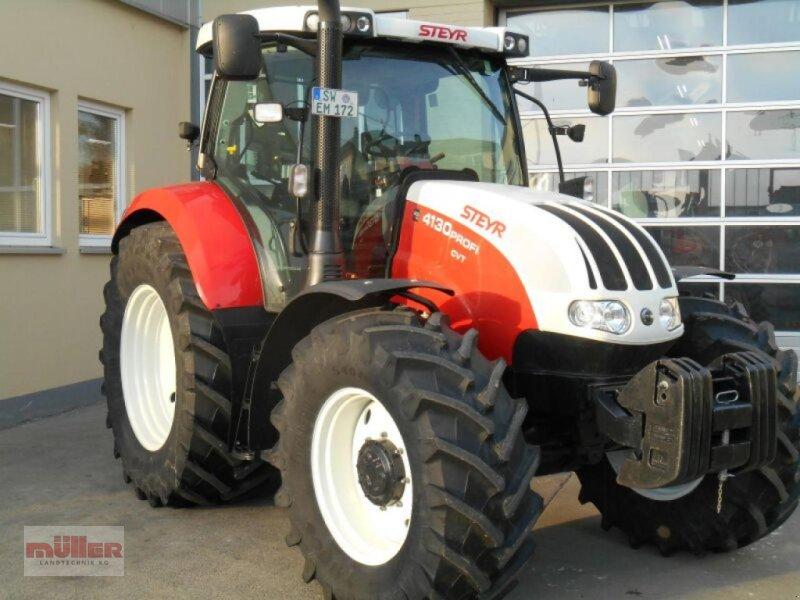 Traktor des Typs Steyr Profi CVT 4130, Gebrauchtmaschine in Holzhausen (Bild 2)