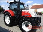 Traktor des Typs Steyr Profi CVT 4130 in Ampfing