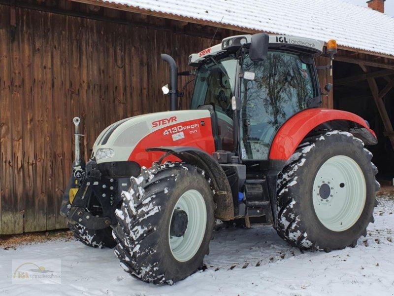 Traktor des Typs Steyr Profi CVT 4130, Gebrauchtmaschine in Pfreimd (Bild 1)