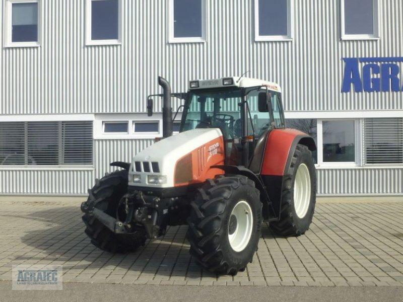 Traktor типа Steyr S 110, Gebrauchtmaschine в Salching bei Straubing (Фотография 1)