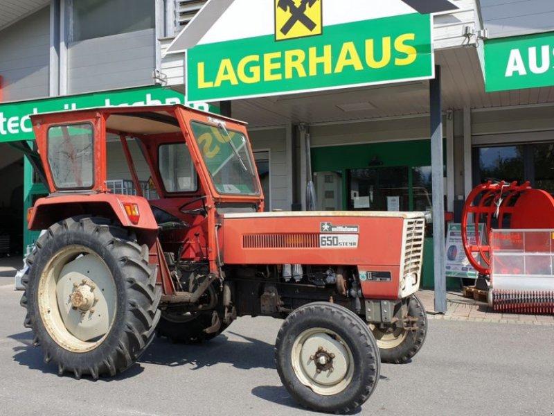 Traktor des Typs Steyr T 650 H, Gebrauchtmaschine in Bruck (Bild 1)
