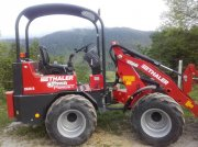 Thaler 2238 S + benne multi service Tractor