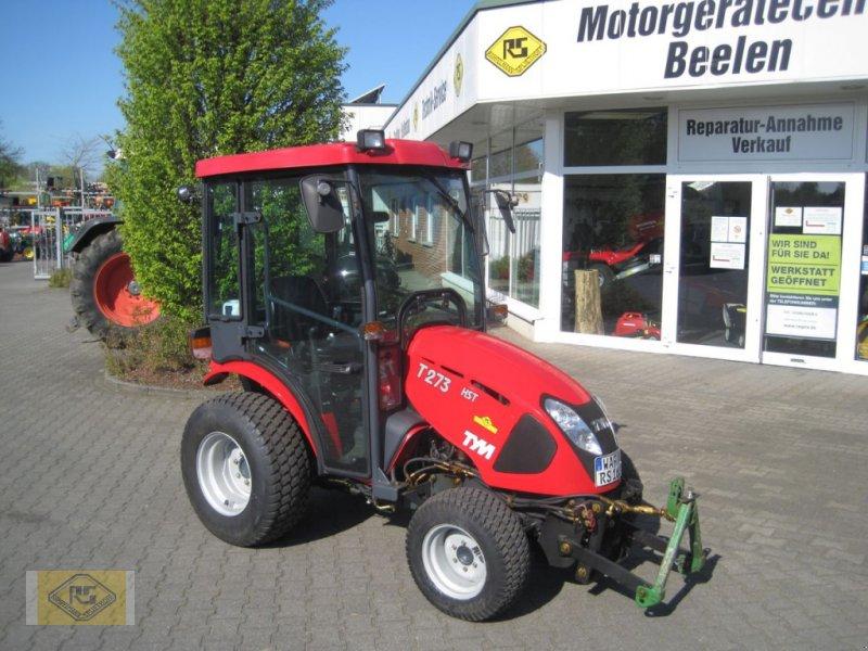 Traktor типа TYM T 273, Gebrauchtmaschine в Beelen (Фотография 2)