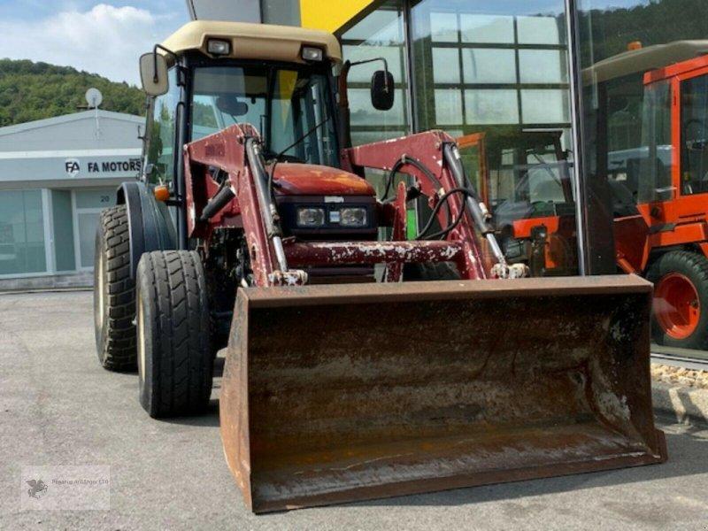 Traktor типа TYM T550 Schlepper Frontlader Kabine, Gebrauchtmaschine в Gevelsberg (Фотография 1)