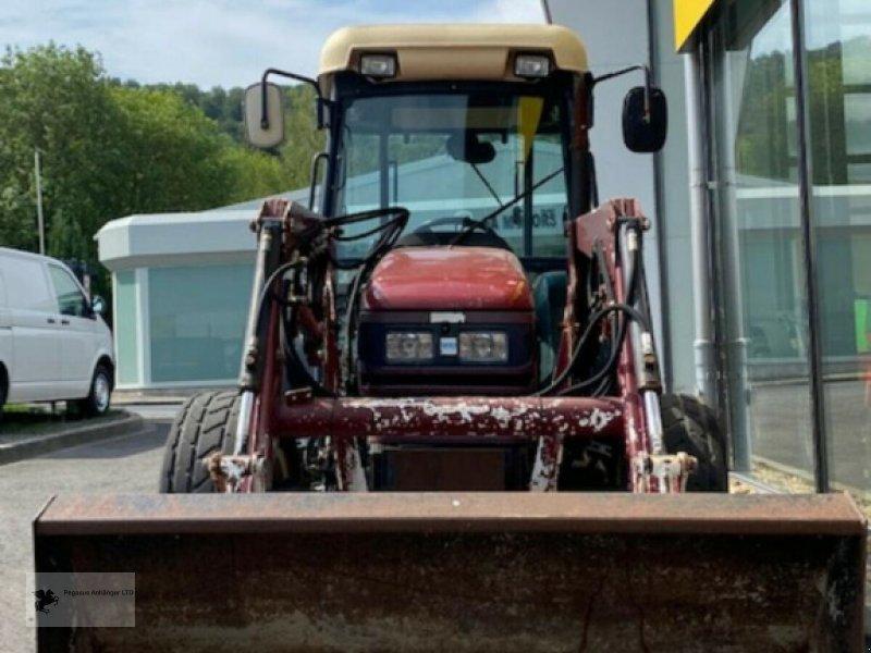 Traktor типа TYM T550 Schlepper Frontlader Kabine, Gebrauchtmaschine в Gevelsberg (Фотография 2)