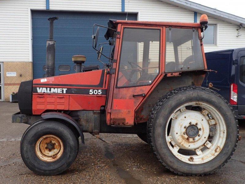 Traktor типа Valmet 505, Gebrauchtmaschine в Viborg (Фотография 1)