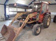 Valmet 604 Med læsser, momsfri. Traktor