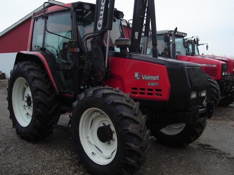 Traktor типа Valmet 6400, Gebrauchtmaschine в Ejstrupholm (Фотография 1)