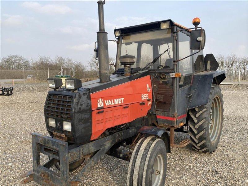 Traktor a típus Valmet 655 GLTX Turbo, Gebrauchtmaschine ekkor: Rødekro (Kép 1)