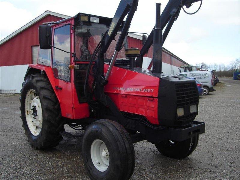 Traktor a típus Valmet 705 GLTX, Gebrauchtmaschine ekkor: Ejstrupholm (Kép 1)