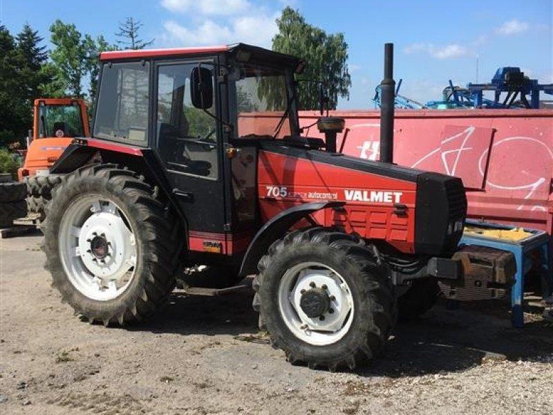 Traktor a típus Valmet 705 GLTX, Gebrauchtmaschine ekkor: Odense SV (Kép 1)