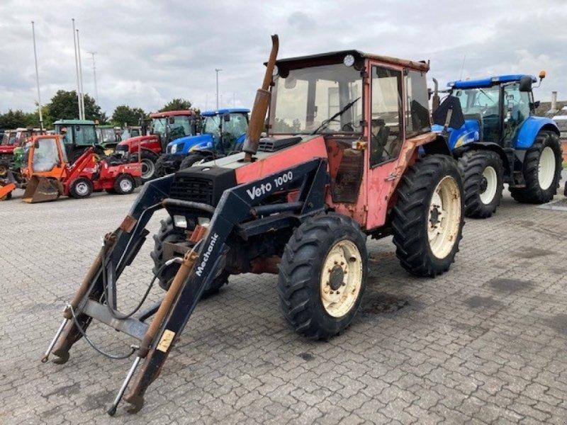 Traktor des Typs Valmet 705, Gebrauchtmaschine in Børkop (Bild 1)