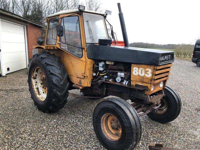 Traktor a típus Valmet 803 turbo, Gebrauchtmaschine ekkor: Nørager (Kép 1)