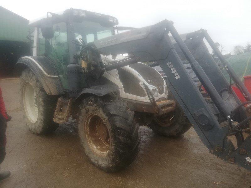 Traktor a típus Valmet N93, Gebrauchtmaschine ekkor: TREMEUR (Kép 1)