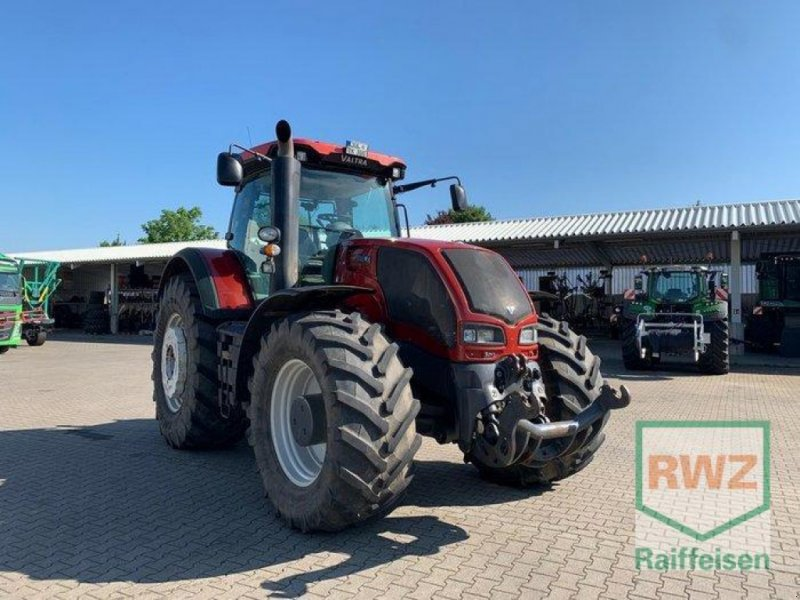 Traktor des Typs Valtra *** S 293 Hitec Stufenlos ***, Gebrauchtmaschine in Rommerskirchen (Bild 1)