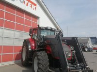 Valtra 202 DIRECT  Front PTO & Q 75 Læsser Traktor