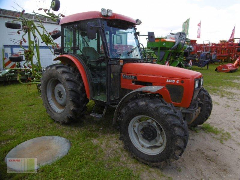 Traktor des Typs Valtra 3400C, Gebrauchtmaschine in Sörup (Bild 4)