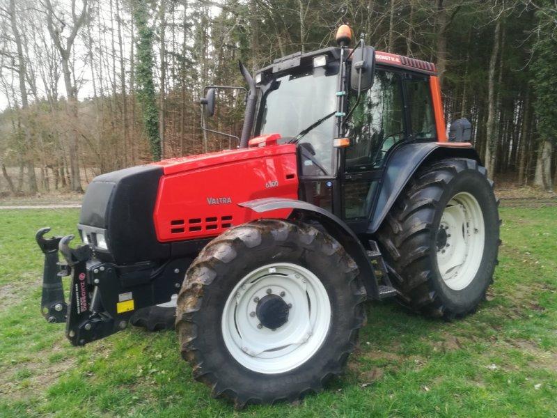 Traktor des Typs Valtra 6300, Gebrauchtmaschine in Wolferstadt (Bild 1)