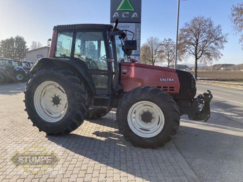 Traktor typu Valtra 6550 HiTech, Gebrauchtmaschine v Grafenstein (Obrázok 1)