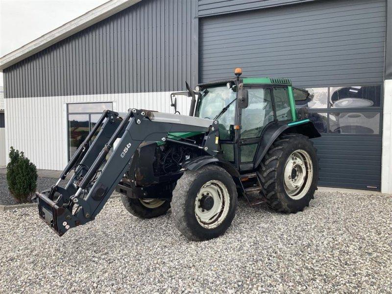 Traktor типа Valtra 6750 Hi-Tech med Ålø Q56 læsser, Gebrauchtmaschine в Thorsø (Фотография 1)