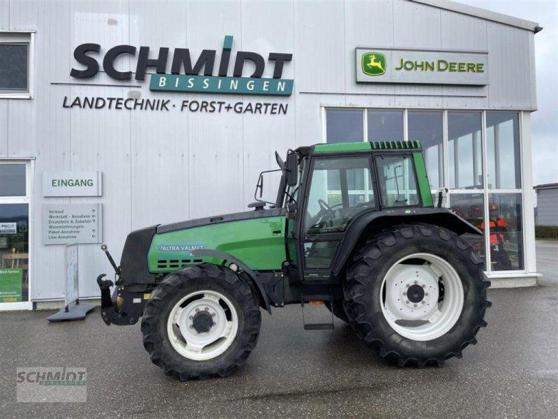 Traktor типа Valtra 8050 ALLRAD, Gebrauchtmaschine в Herbrechtingen (Фотография 1)