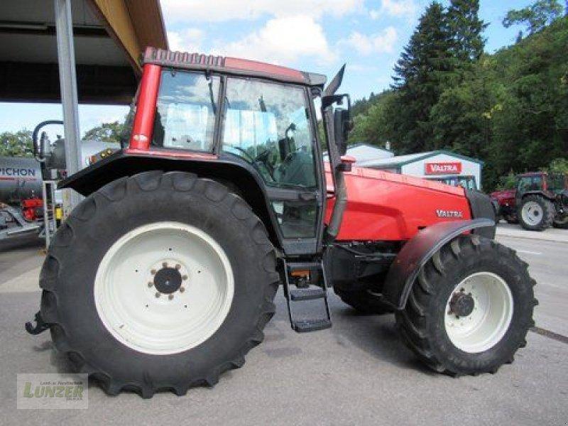 Traktor des Typs Valtra 8150 Hi Tech, Gebrauchtmaschine in Kaumberg (Bild 2)