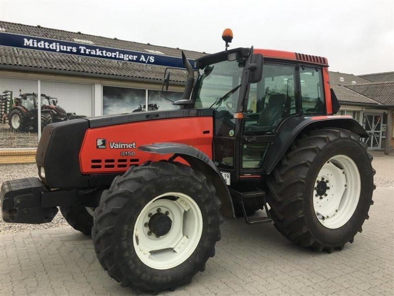 Traktor des Typs Valtra 8150, Gebrauchtmaschine in Nimtofte (Bild 1)