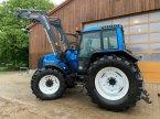 Traktor des Typs Valtra 8350 hi in Eckental