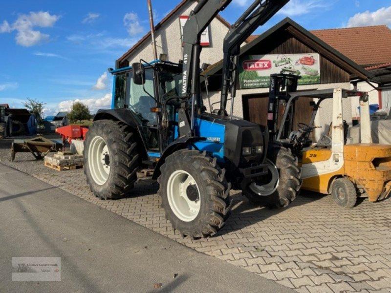 Traktor des Typs Valtra 900, Gebrauchtmaschine in Weiden/Theisseil (Bild 1)