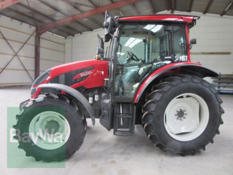 Photo Valtra A 104 MH