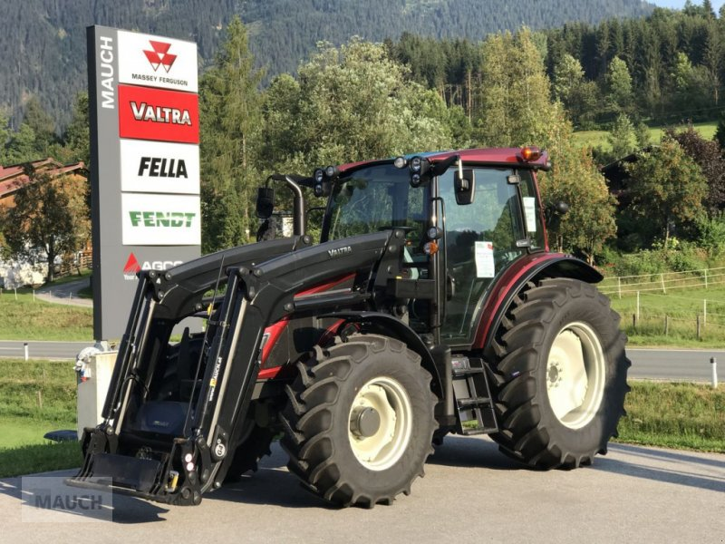 Traktor типа Valtra A 114, Neumaschine в Eben (Фотография 1)