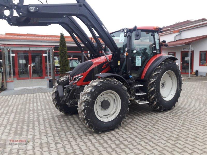 Traktor типа Valtra G 105H mit FL, Neumaschine в Mainburg/Wambach (Фотография 1)