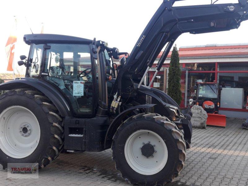 Traktor типа Valtra G 115A mit FL, Neumaschine в Mainburg/Wambach (Фотография 1)
