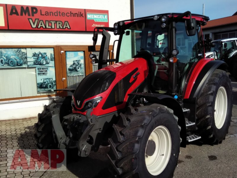 Traktor des Typs Valtra G 125 Active, Neumaschine in Teising (Bild 2)