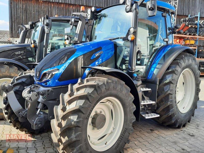 Traktor typu Valtra G 125, Neumaschine w Unterroth (Zdjęcie 1)