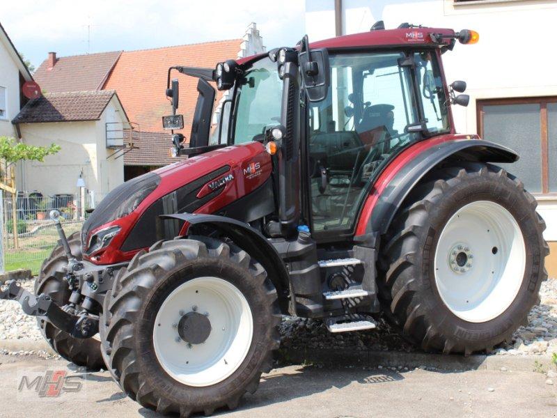Traktor des Typs Valtra G 125eA, Gebrauchtmaschine in Engen (Bild 1)