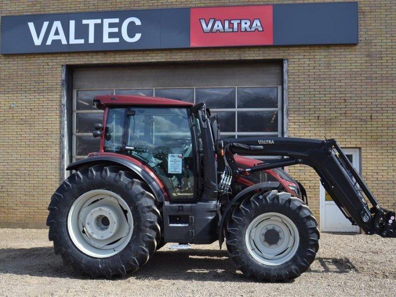 Traktor типа Valtra G115 Active Frontlæsser, Gebrauchtmaschine в Egtved (Фотография 1)