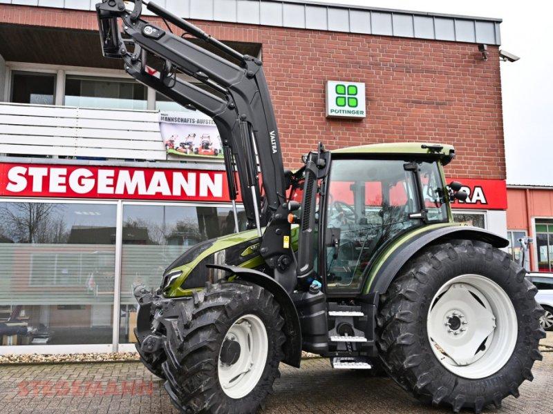 Traktor a típus Valtra G125 Activ, Neumaschine ekkor: Billerbeck (Kép 1)