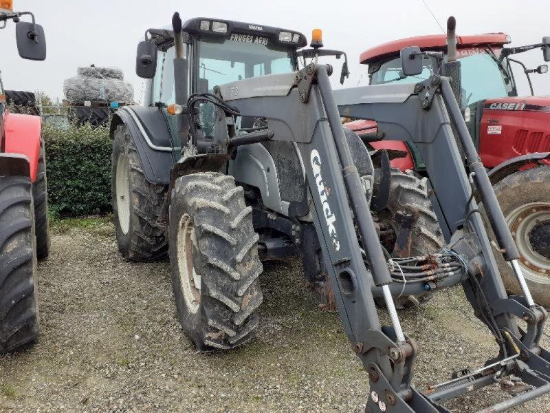 Traktor a típus Valtra N 101, Gebrauchtmaschine ekkor: MANINGHEM (Kép 1)