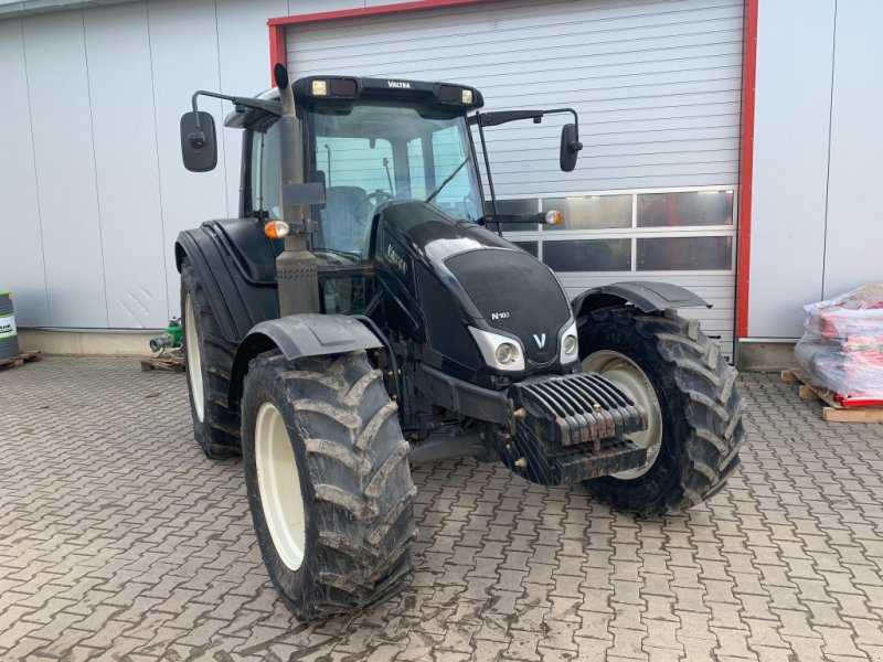 Traktor des Typs Valtra N 103, Gebrauchtmaschine in Dannstadt-Schauernheim (Bild 1)