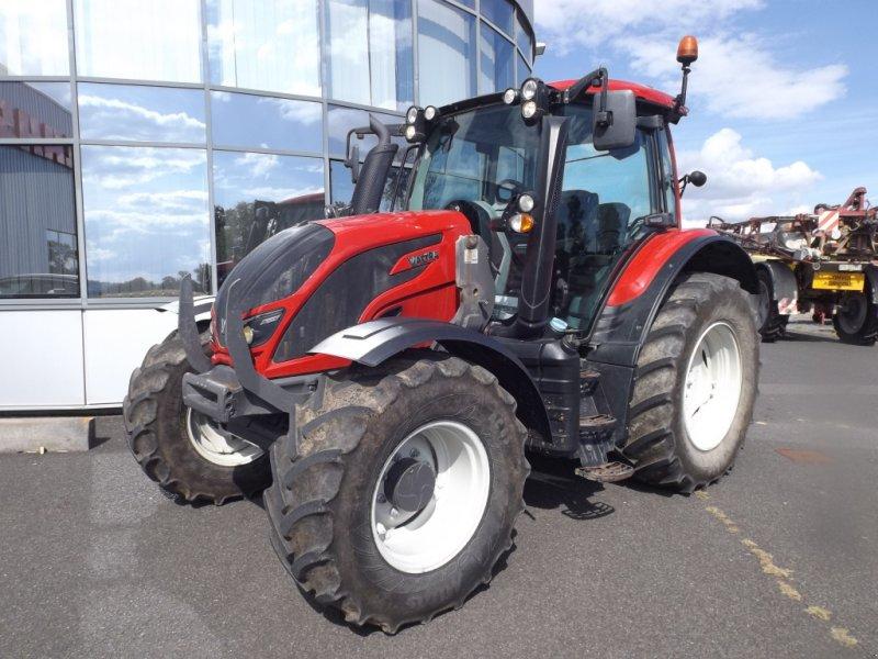 Traktor a típus Valtra N 104 & BATI ALO, Gebrauchtmaschine ekkor: Gannat (Kép 1)