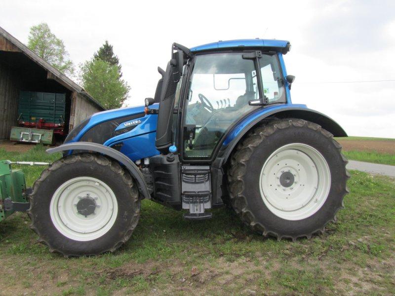 Traktor des Typs Valtra N 104 H, Gebrauchtmaschine in Haselbach (Bild 1)