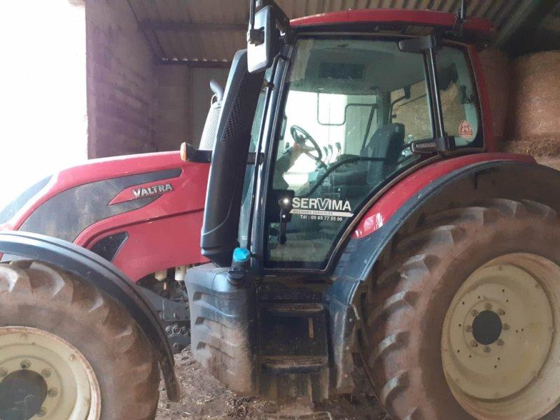 Traktor des Typs Valtra N 104 H5, Gebrauchtmaschine in CALMONT (Bild 1)