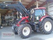 Traktor des Typs Valtra N 104H5 mit Fl, Neumaschine in Mainburg/Wambach