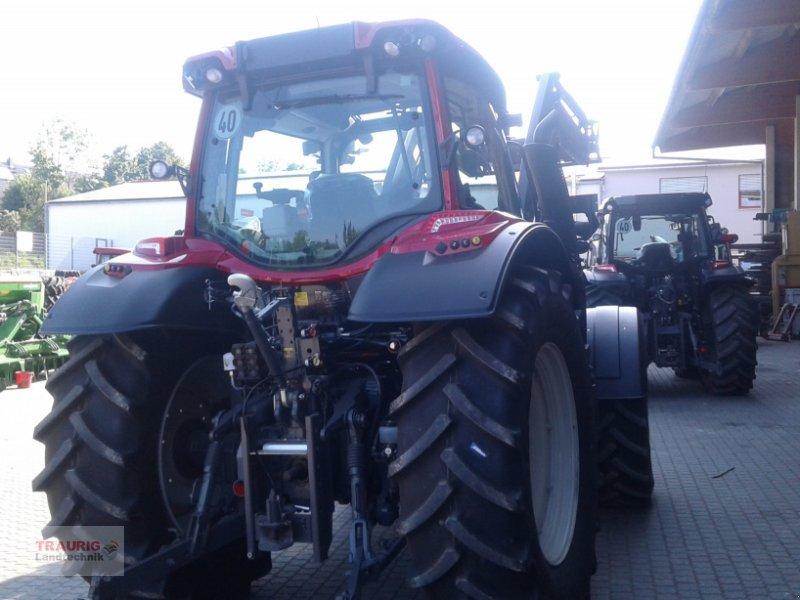 Traktor des Typs Valtra N 104H5 mit Fl, Neumaschine in Mainburg/Wambach (Bild 14)