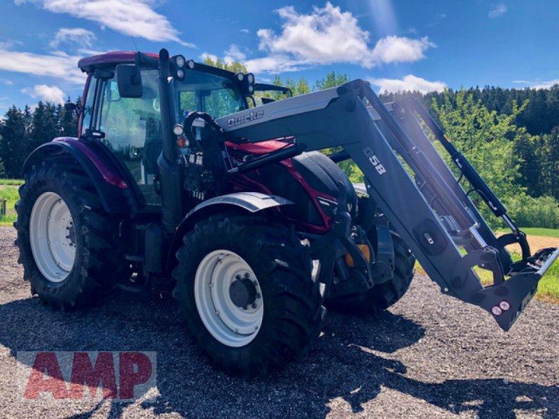Traktor des Typs Valtra N 114e HiTech, Gebrauchtmaschine in Teising (Bild 1)