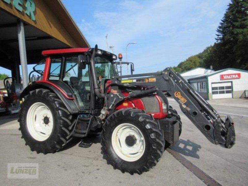 Traktor des Typs Valtra N 121 Hi Tech, Gebrauchtmaschine in Kaumberg (Bild 1)